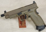 Springfield Armory XDM Elite 9mm Caliber Pistol NIB *Threaded Barrel S/N AT275260 - 1 of 10
