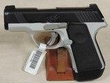 Kimber EVO SP Two-Tone 9mm Caliber Pistol NIB S/N B0010022XX