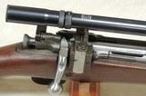 Springfield M1903 .30-06 Caliber Marine Sniper Rifle & Scope S/N 912494XX - 14 of 16