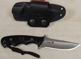 Nighthawk Custom Model 625 - T3 Tactical Knife & Sheath NIB - 4 of 5
