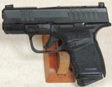 Springfield Armory Hellcat OSP 9mm Caliber Pistol NIB S/N BY387782XX