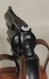 "Nighthawk Custom Korth 3"" Mongoose .357 Magnum Caliber Revolver NIB S/N 700037XX - 4 of 9"