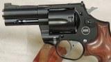 "Nighthawk Custom Korth 3"" Mongoose .357 Magnum Caliber Revolver NIB S/N 700037XX - 3 of 9"