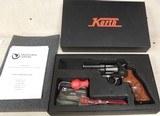 "Nighthawk Custom Korth 3"" Mongoose .357 Magnum Caliber Revolver NIB S/N 700037XX - 8 of 9"