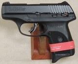 Ruger LC9s 9mm Caliber Pistol NIB S/N 458-05484XX