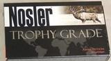 Nosler Trophy Grade 300 H&H Mag 180gr AccuBond Ammo Ammunition (20ct) - 2 of 3