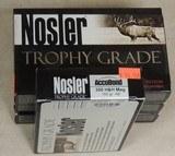 Nosler Trophy Grade 300 H&H Mag 180gr AccuBond Ammo Ammunition (20ct) - 3 of 3