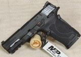 Smith & Wesson M&P Shield 9mm Caliber EZ Slide Pistol NIB S/N RJX1013XX