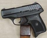 Ruger EC9s 9mm Caliber CCW Pistol NIB S/N 459-06569XX