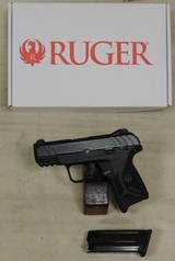 Ruger Security 9 Compact 9mm Caliber Pistol NIB S/N 384-40067XX - 5 of 5