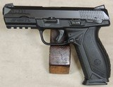 Ruger American Duty 9mm Caliber Pistol NIB S/N 863-13806XX