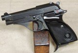 Beretta Model 70 .380 ACP Caliber Pistol S/N A43760YXX