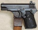 Zastava M70 Semi-Auto .32 Auto Pistol S/N 202777XX