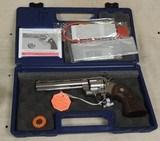"2020 Colt Python 6"" Stainless .357 Magnum Caliber Revolver NIB S/N PY207265XX - 7 of 8"