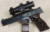 Smith & Wesson Model 41 .22 LR Caliber Target Pistol S/N UBK5439XX