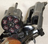 """Smith & Wesson """"The 357 Magnum Post War"""" Pre-Model 27 Fully Engraved .357 Magnum Caliber Revolver S/N S-137033XX - 6 of 8"""