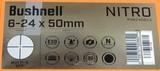 Bushnell Nitro 6-24x 50mm w/ Side Focus 30mm Rifle Scope - 3 of 5
