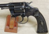 Colt Police Positive .22 WRF Caliber First Year Production Target Revolver S/N 728XX - 8 of 20