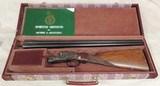 AYA Model XXV (25) SL 20 Bore Side By Side Shotgun S/N 545428XX - 1 of 20