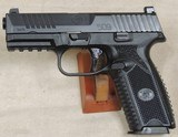 FN Model 509 L.E. Tactical 9mm Caliber Pistol S/N GKS0091302XX