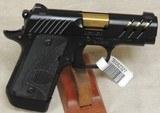 Kimber Micro9 ESV 9mm Caliber Pistol NIB S/N TB0062327XX - 4 of 5