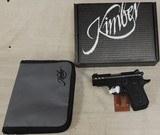 Kimber Micro9 ESV 9mm Caliber Pistol NIB S/N TB0062327XX - 5 of 5