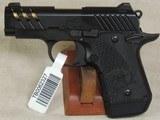 Kimber Micro9 ESV 9mm Caliber Pistol NIB S/N TB0062327XX