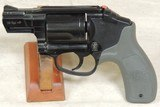 Smith & Wesson M&P Bodyguard .38 Special +P Caliber Crimson Trace Revolver S/N CUX5792XX