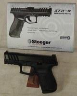 Stoeger STR-9 Compact 9mm Caliber Pistol NIB S/N T6429-21S08163XX