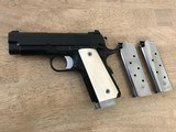 Dan Wesson ECO 45 ACP 1911 /w/ 3 Mags - 2 Grips