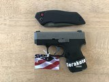 KAHR CW380 380 ACP 3 Mags + Holster + Kershaw Automatic Knife