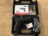 NEW SIG SAUER P320 X-COMPACT 320XC-9-BXR3-R2 /w/ Romeo1 Pro Red Dot - 5 of 8