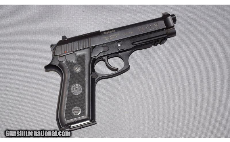 Taurus PT92 AF, 9mm
