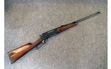 Browning ~ 81 BLR ~ 7mm Remington Magnum