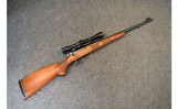 Remington ~ 660 ~ .350 Remington Magnum