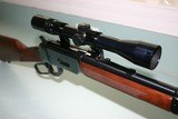 WINCHESTER Big Bore Model 94 XTR 375 Win Lever Action Big Game EXCELLENT Condition w/ SCOPE Manual & Sling - 3 of 10