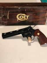 "COLT PYTHON ""SERIAL # 50000..ONLY ONE CHANCE FOR THIS NUMBER..COLLECTORS!!!"