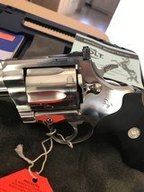 "COLT ANACONDA 6"" STAINLESS, MANUFACTURED 1999, - 3 of 4"
