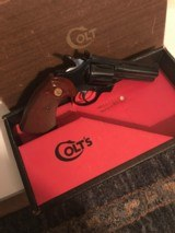 COLT DIAMONDBACK 22 LR MANUFACTURED 1981