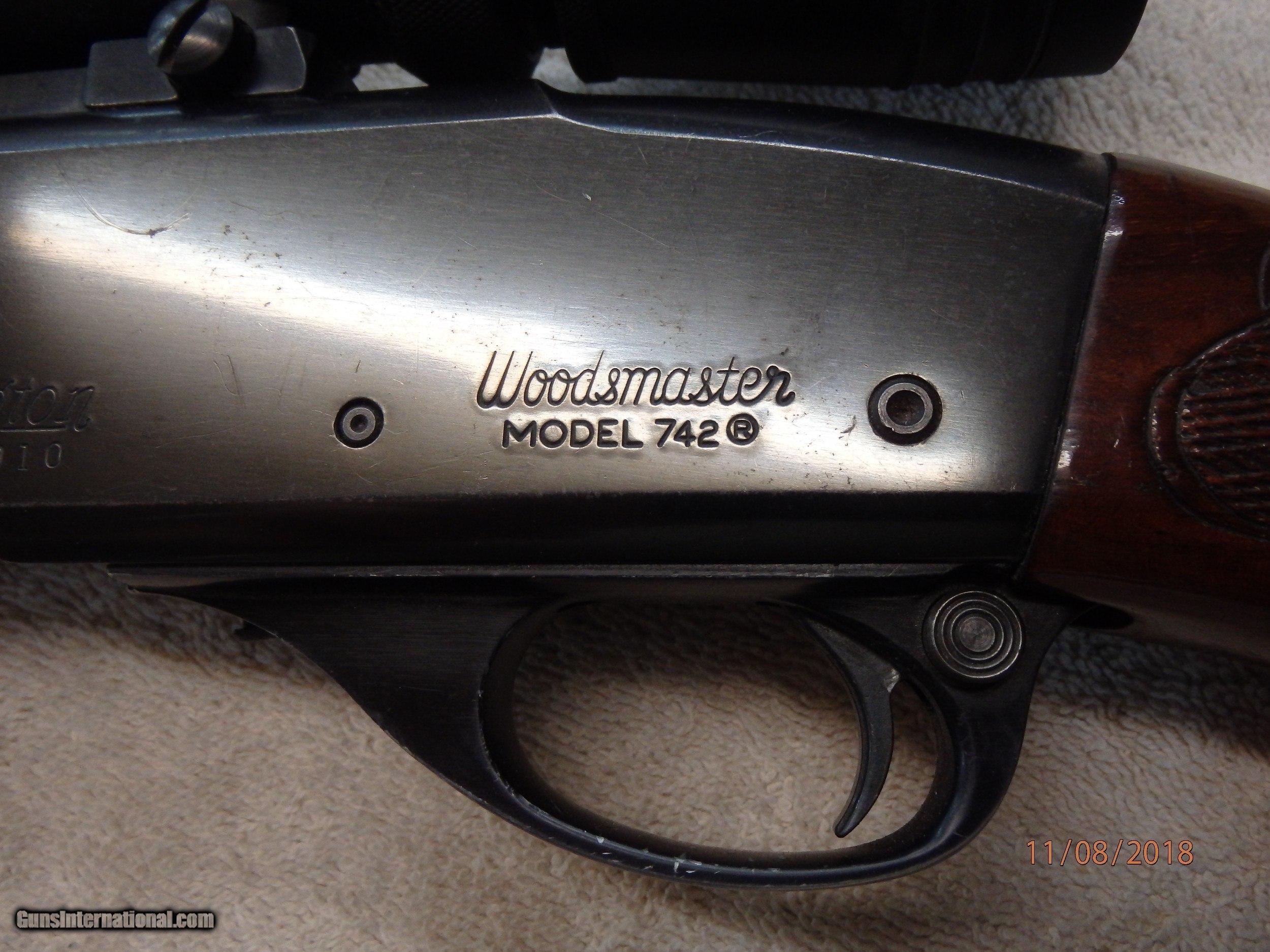 100+ Remington 742 Woodsmaster Serial Numbers – yasminroohi