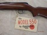 Remington model 550-1 .22 S.L.LR.