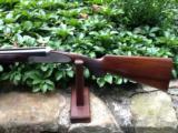 Victor Sarasqueta Stoger .410 side lock double shotgun