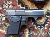 Browning Baby .25 Auto Pistol - Mint Unfired