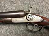 Occidental 12 Bore Double Hammer Gun