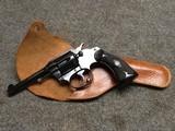 Colt Police Positive .32 colt Revolver