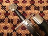Windlass Steelcraft Medieval Falchion Sword