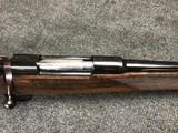 English BSA Bolt Action 7mm Magnum Rifle - 9 of 15