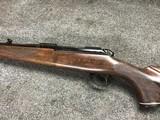 English BSA Bolt Action 7mm Magnum Rifle - 3 of 15