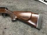 English BSA Bolt Action 7mm Magnum Rifle - 1 of 15