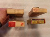 Winchester .30 army ammo 4 old boxes - 4 of 8